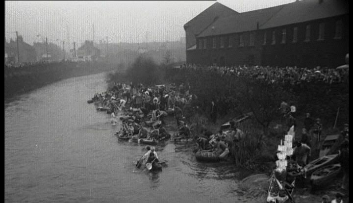 Student boat race