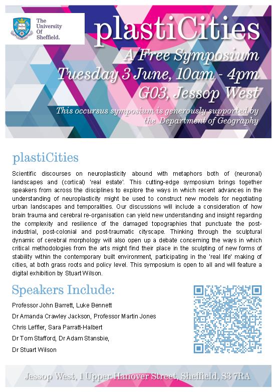 plastiCities Poster
