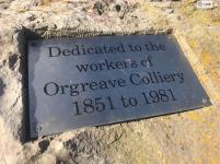Orgreave Colliery, 2018. Photograph by Amanda Crawley Jackson